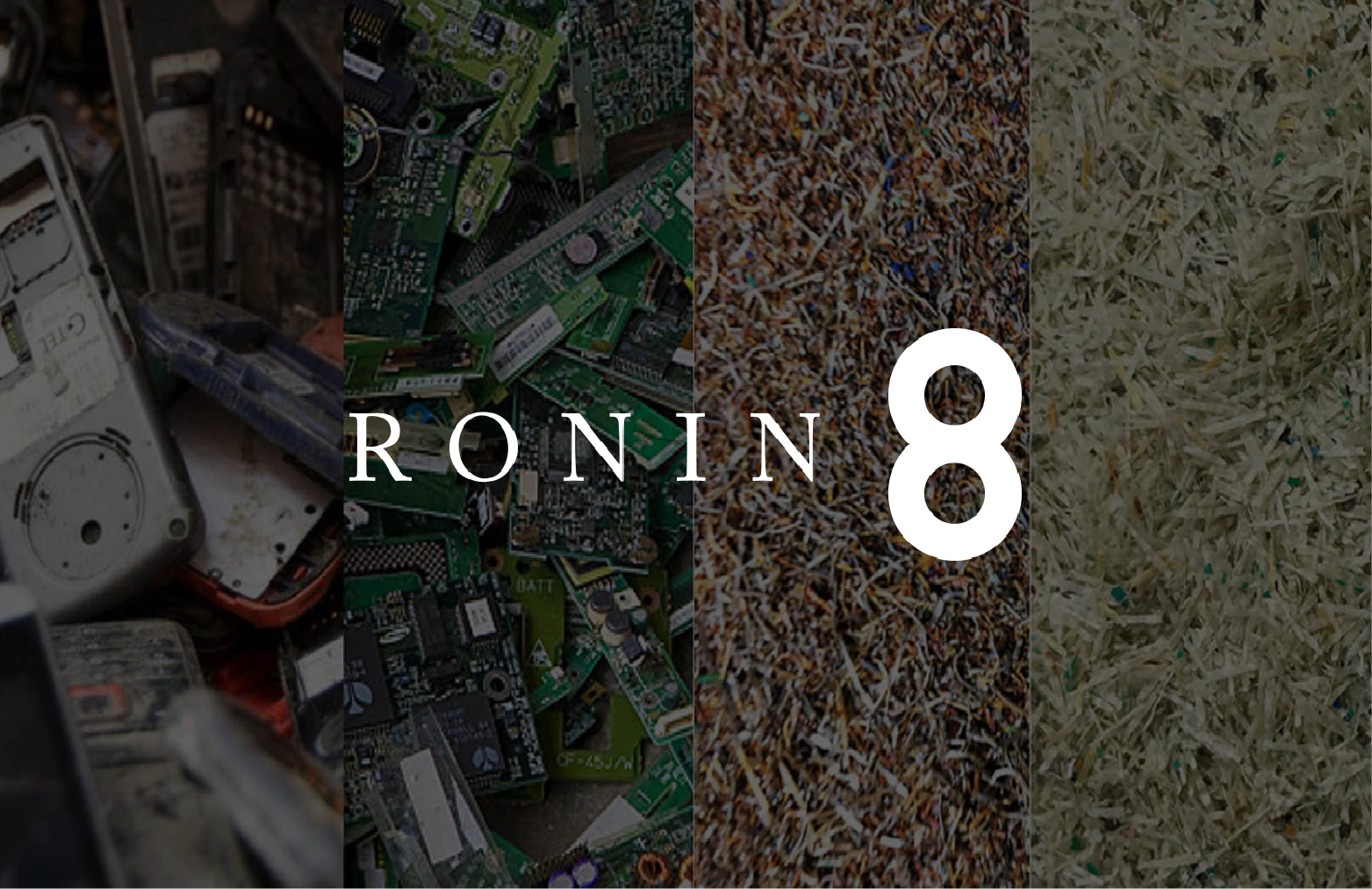 Ronin8 Announces Management Changes