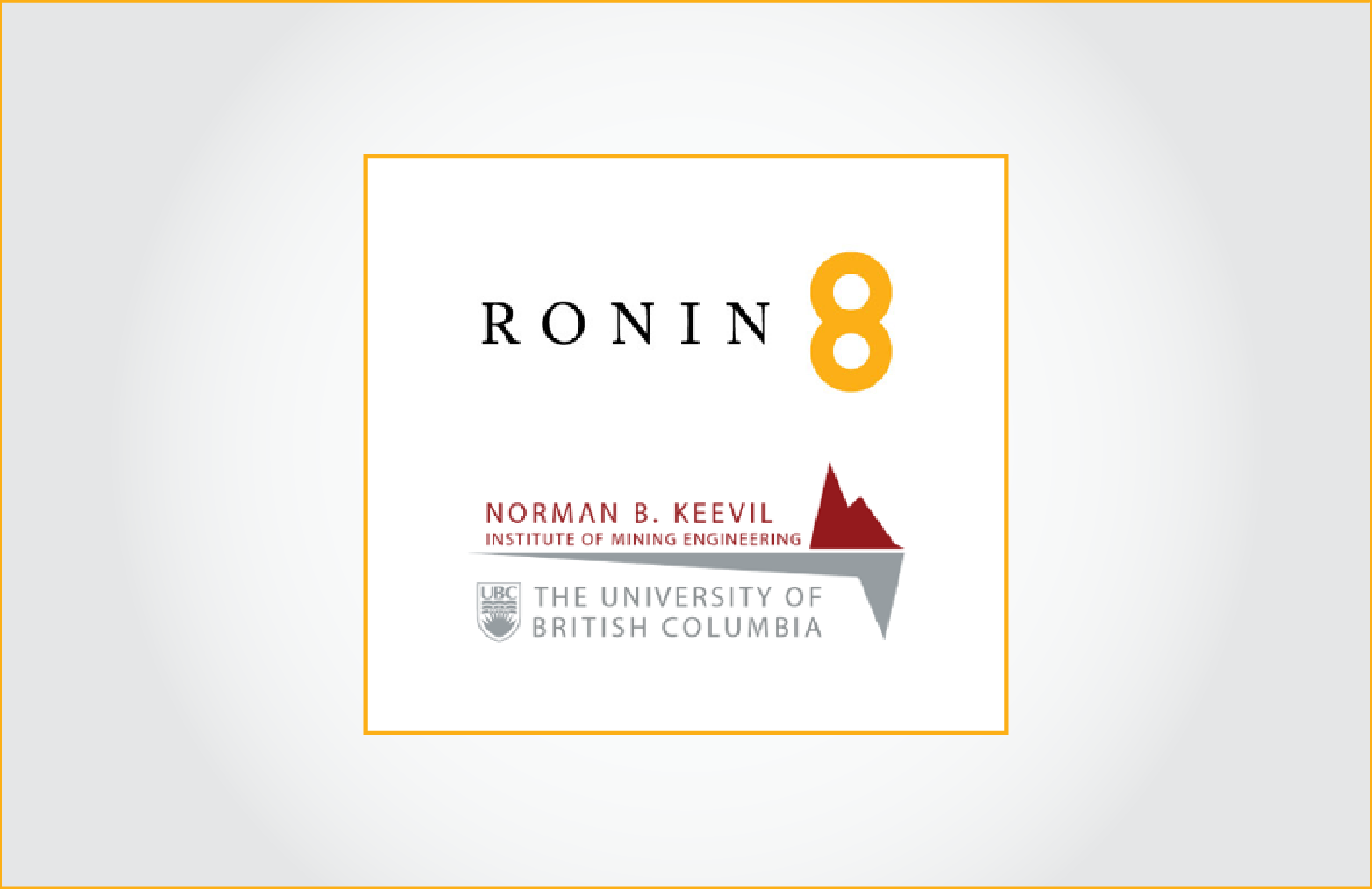 Ronin8 UBC